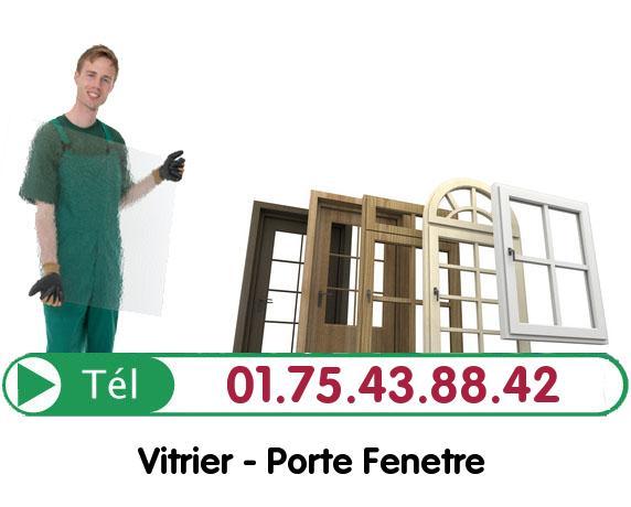 Changement de Vitre Aubervilliers 93300