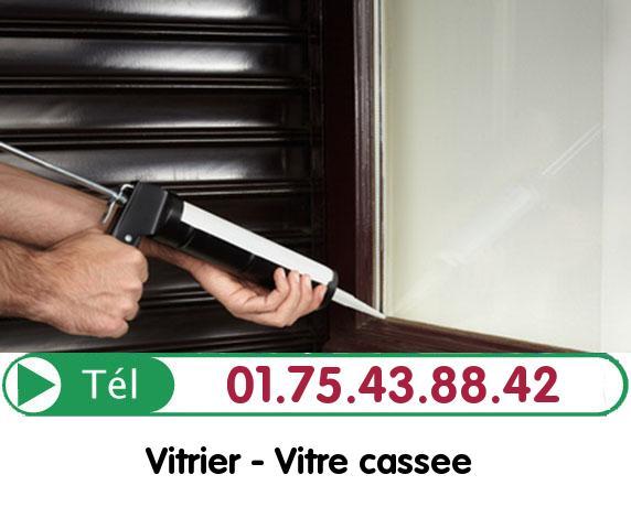Vitre Cassée Bailly Romainvilliers 77700