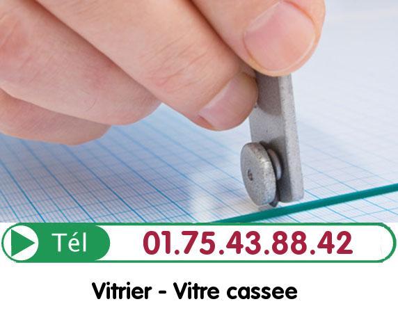 Vitre Cassée Champigny sur Marne 94500