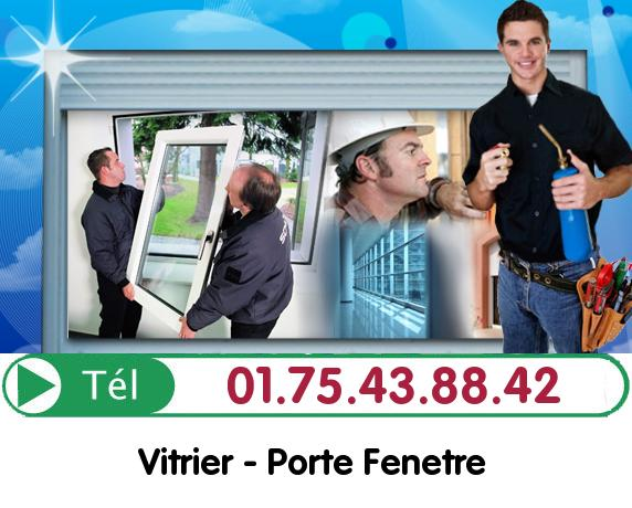 Vitre Cassée Chantilly 60500