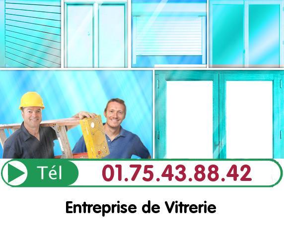 Vitre Cassée Drancy 93700
