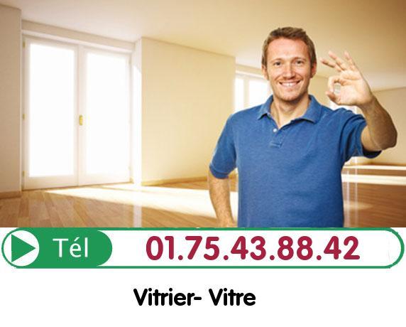 Vitre Cassée Fontenay Tresigny 77610