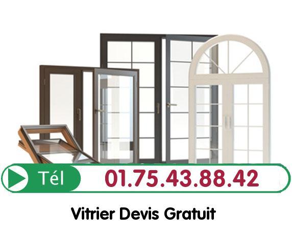 Vitre Cassée Gentilly 94250
