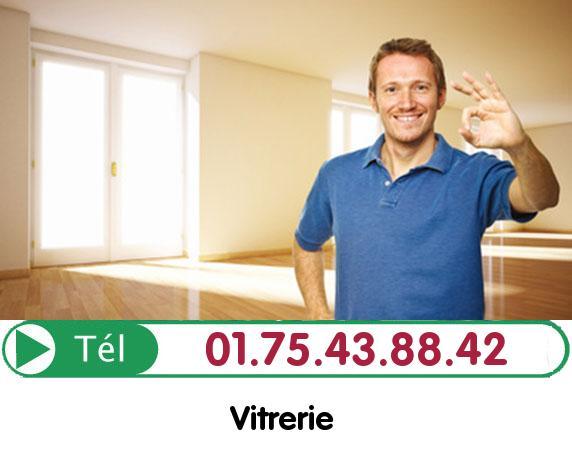 Vitre Cassée Gouvieux 60270