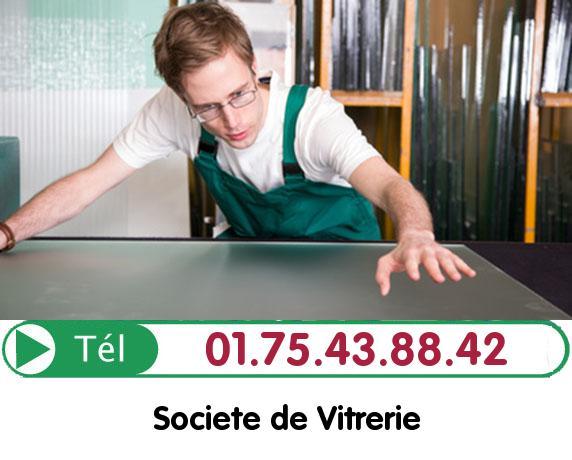 Vitre Cassée La Ferte sous Jouarre 77260
