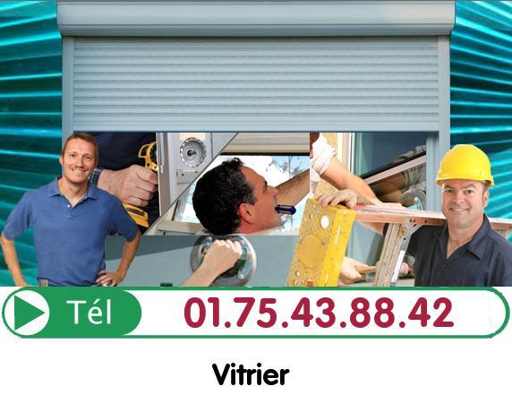 Vitre Cassée Le Mee sur Seine 77350