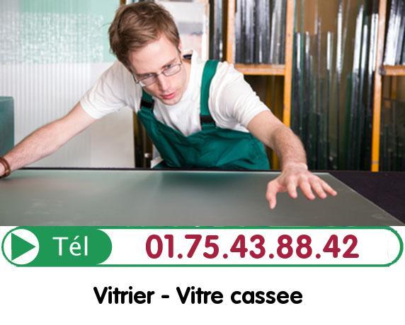 Vitre Cassée Montreuil 93100