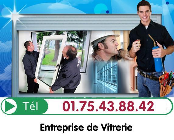 Vitre Cassée Neuilly sur Marne 93330