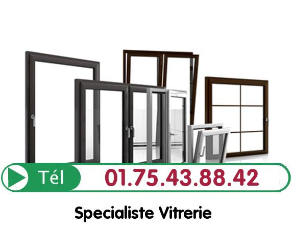 Vitre Cassée Paris 75003