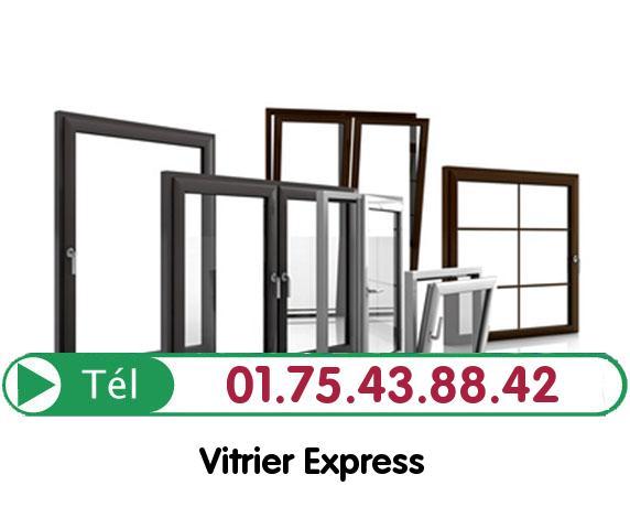 Vitre Cassée Paris 75008