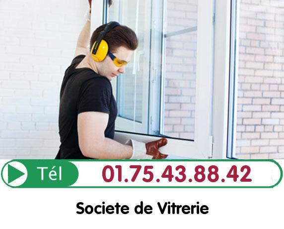 Vitre Cassée Paris 75018