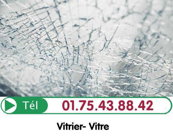 Vitre Cassée Perigny 94520