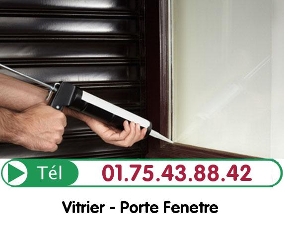 Vitre Cassée Pierrefitte sur Seine 93380