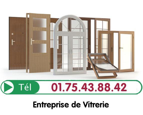 Vitre Cassée Saint Fargeau Ponthierry 77310