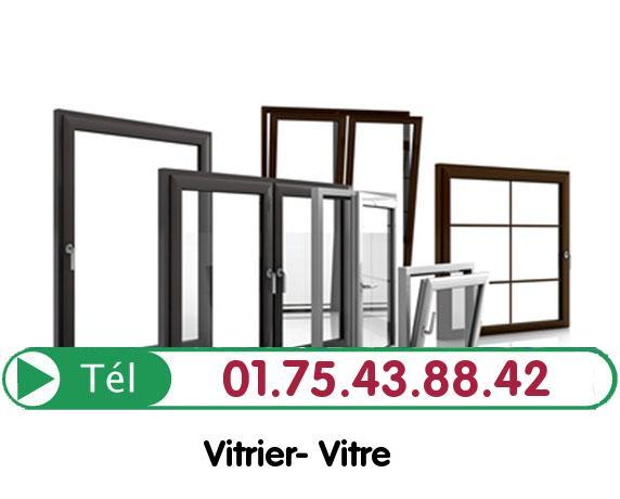Vitre Cassée Saint Thibault des Vignes 77400