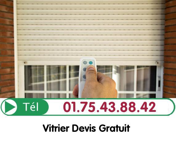 Vitre Cassée Vaujours 93410