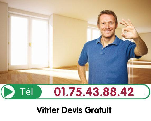 Vitre Cassée Vert Saint Denis 77240