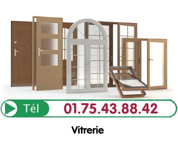 Vitre Cassée Villers Saint Paul 60870