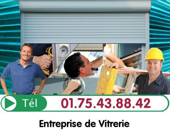 Vitre Cassée Vitry sur Seine 94400